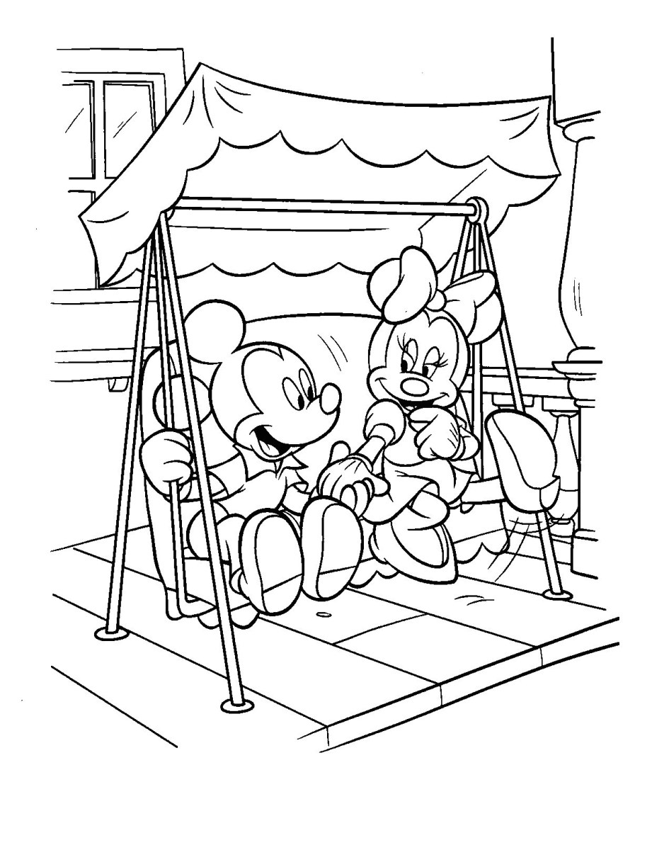 Free Printable Mickey Mouse ABC Coloring Pages - Tulamama   1200x921