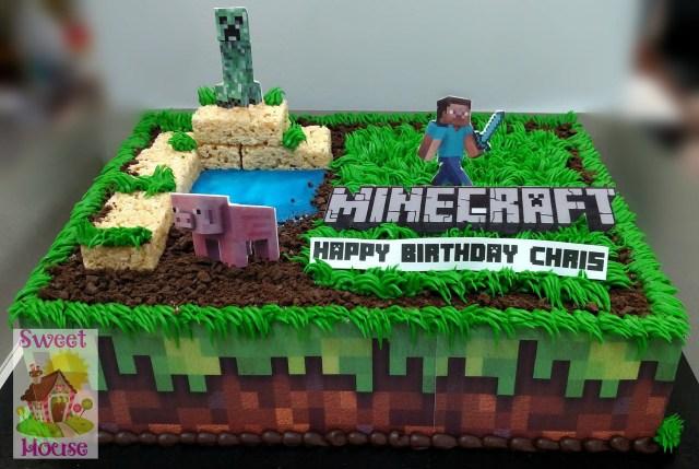 Minecraft Birthday Cakes Image Result For Minecraft Birthday Cake Eva Party Ideas