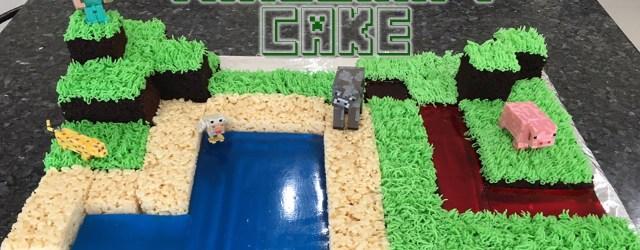 Minecraft Birthday Cakes Minecraft Birthday Cake Youtube