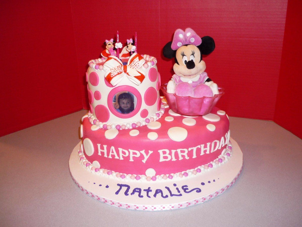 Fine Minnie Mouse Birthday Cakes Minnie Mouse Birthday Cakes Protoblogr Funny Birthday Cards Online Overcheapnameinfo