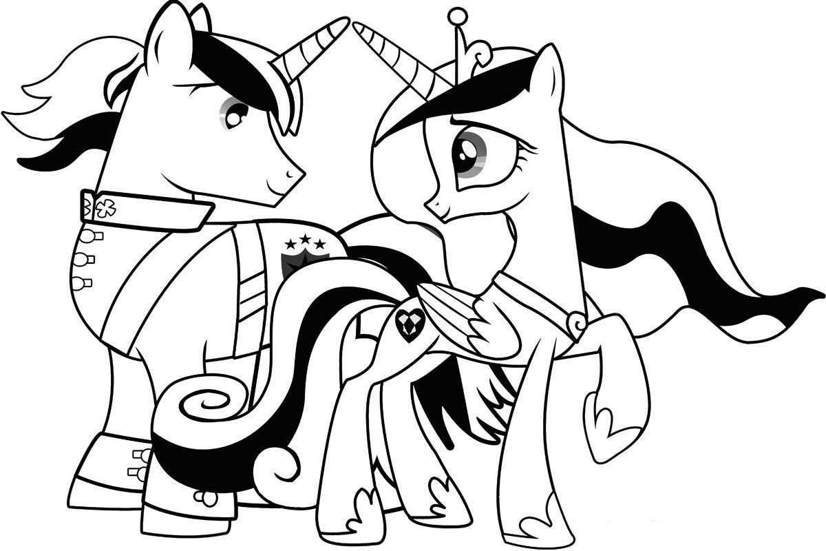 Mlp Coloring Pages Mlp Coloring Pages Free Printable My Little Pony Coloring Pages For Birijus Com