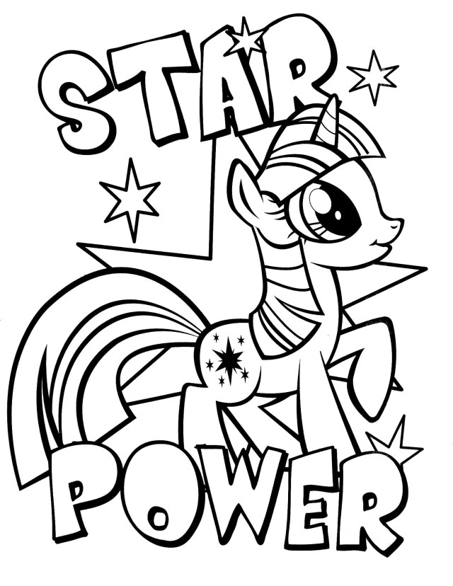 Mlp Coloring Pages Mlp Coloring Pages Littlepony3 Coloring Pages For Kids Printable