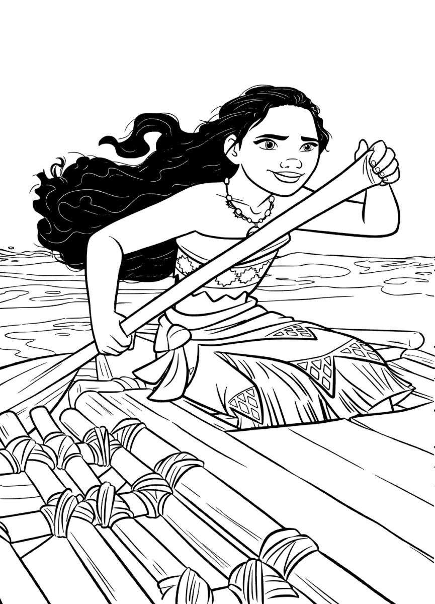 Moana Printable Coloring Pages Moana Printable Coloring Pages Pdf Ba Free Beautiful Disney Stock