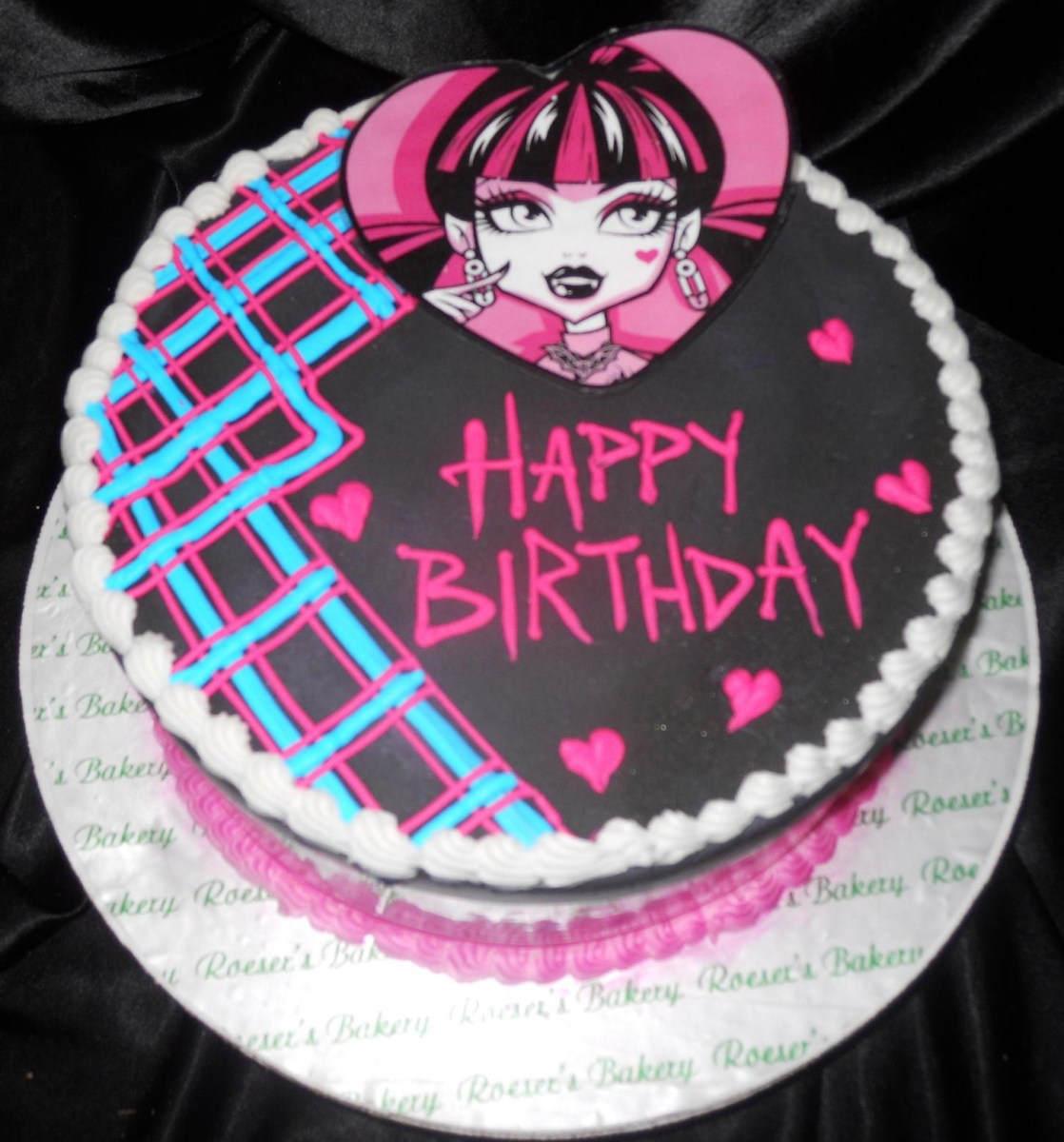 Amazing Monster High Birthday Cakes Monster High Birthday Cake Wedding Funny Birthday Cards Online Inifofree Goldxyz
