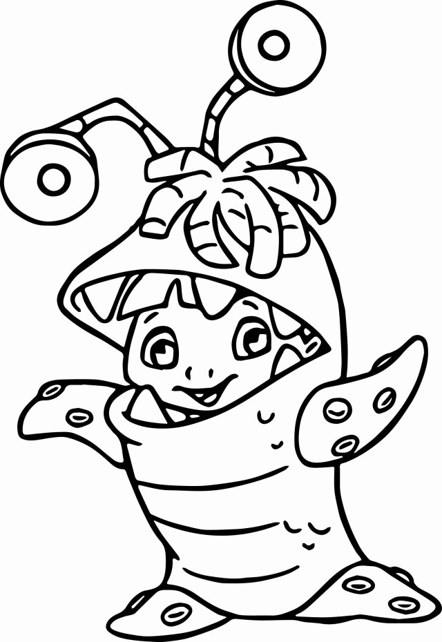 Monster Inc Coloring Pages Sully Monsters Inc Coloring Page Awesome Monster Inc Coloring Pages