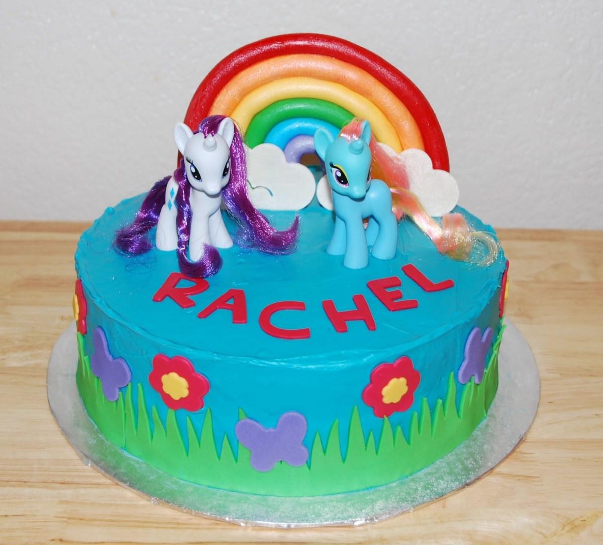 Sensational My Little Pony Birthday Cake Mlp Birthday Cakes Birijus Com Funny Birthday Cards Online Eattedamsfinfo