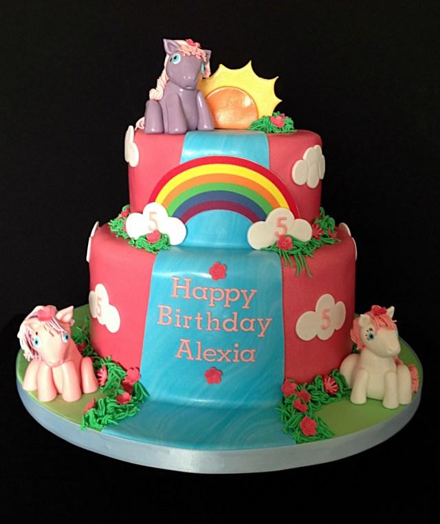 Astounding 32 Great Image Of My Little Pony Birthday Cake Birijus Com Personalised Birthday Cards Sponlily Jamesorg
