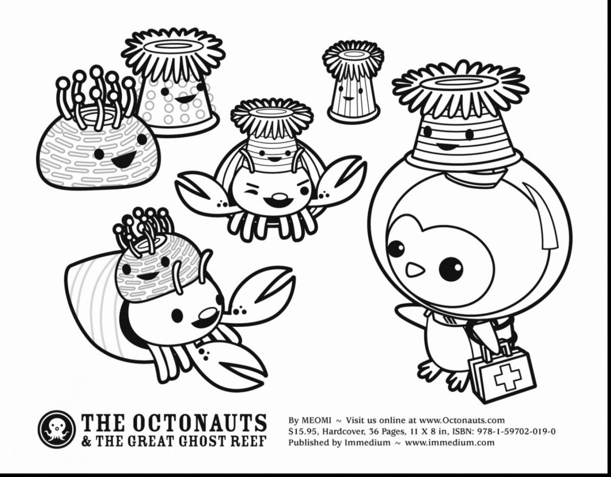 Octonauts Coloring Pages Octonauts Coloring Pages Octonauts ...