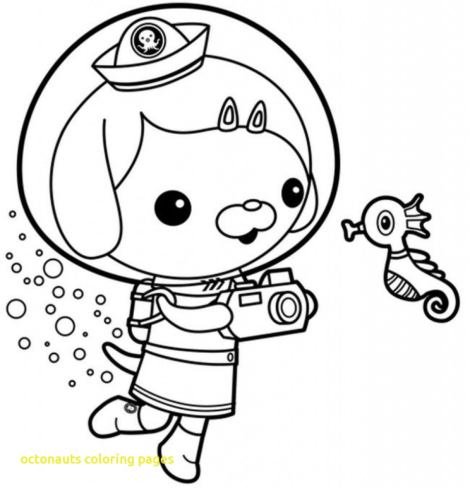 - Octonauts Coloring Pages Octonautsloring Pages Pdflouring Online