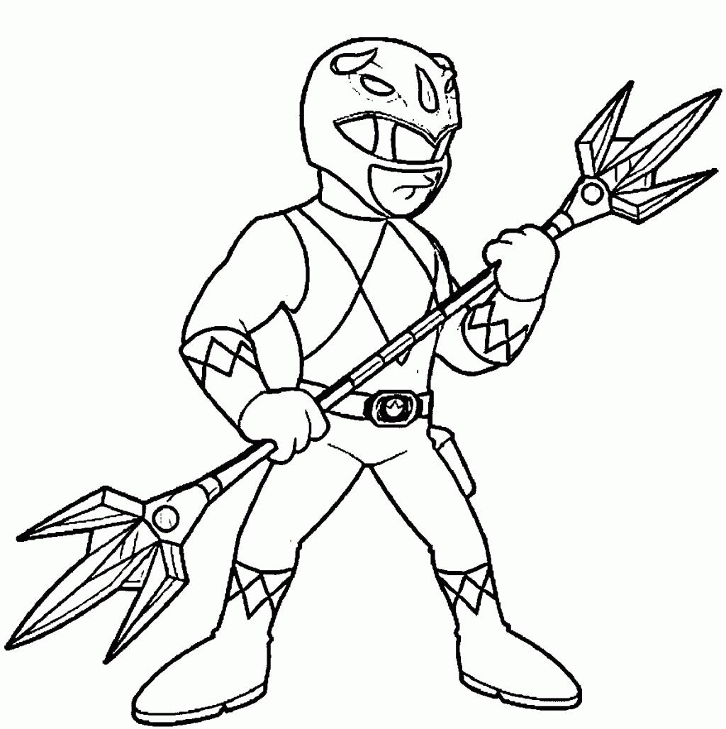 Power Ranger Coloring Pages Coloring Pages Power Rangers ...