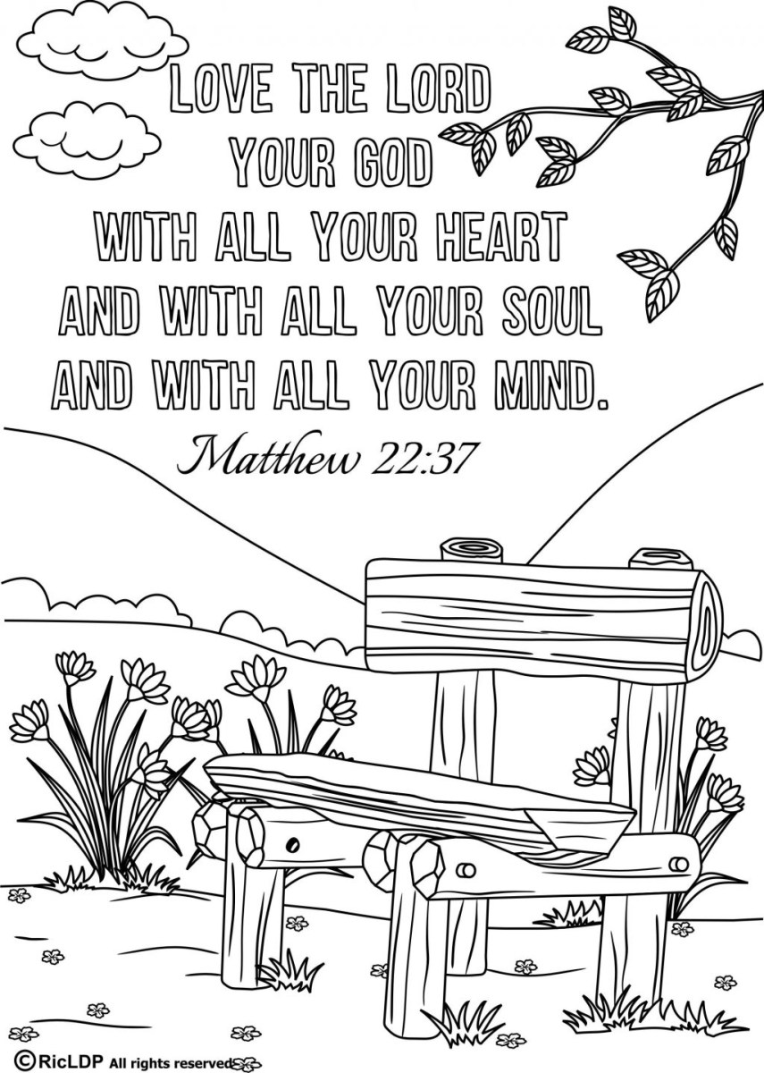 Preschool Creation Coloring Page | Creation coloring pages, Bible ... | 1200x855