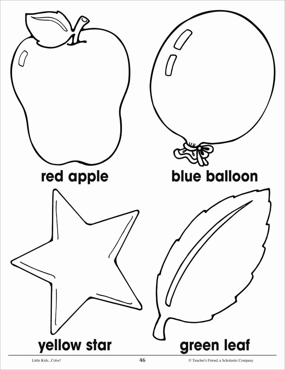 Pre K Coloring Pages Pre K Coloring Pages Luxury Attractive ...
