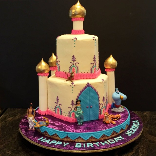 Princess Jasmine Birthday Cake Best Ideas Princess Jasmine Birthday Cake And Astonishing Palace
