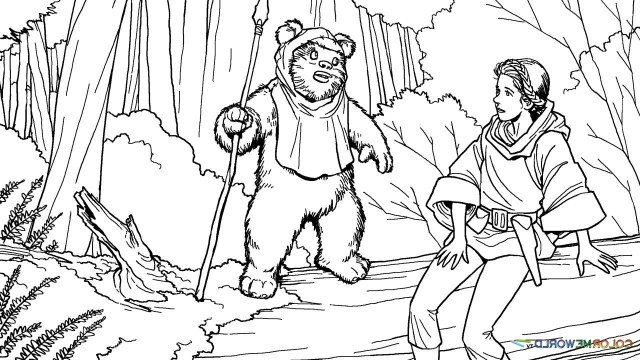 Princess Leia Coloring Pages Princess Leia Coloring Pages Princess Leia Coloring Pages Gamz
