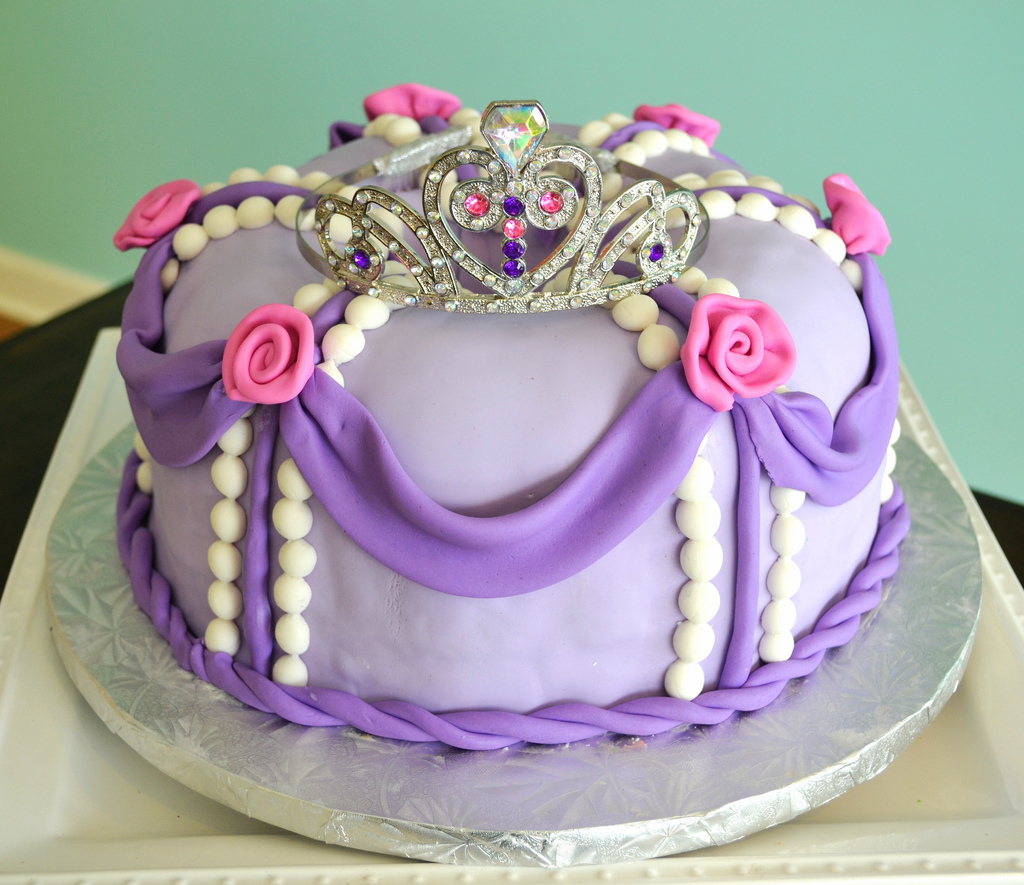 Terrific Princess Sofia Birthday Cake Disney Princess Sofia The First Funny Birthday Cards Online Overcheapnameinfo