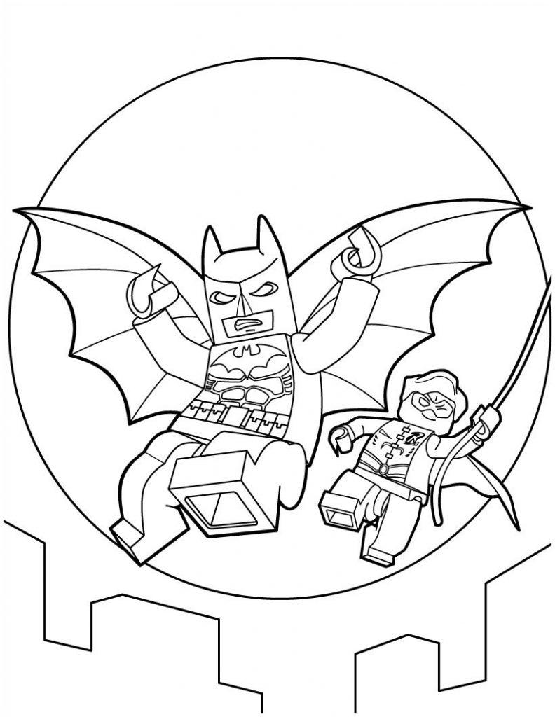 Printable Batman Coloring Pages Batman Coloring Pages