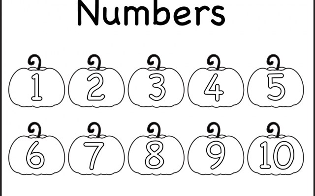 printable coloring pages for toddlers numbers worksheets for kindergarten number printable toddlers free