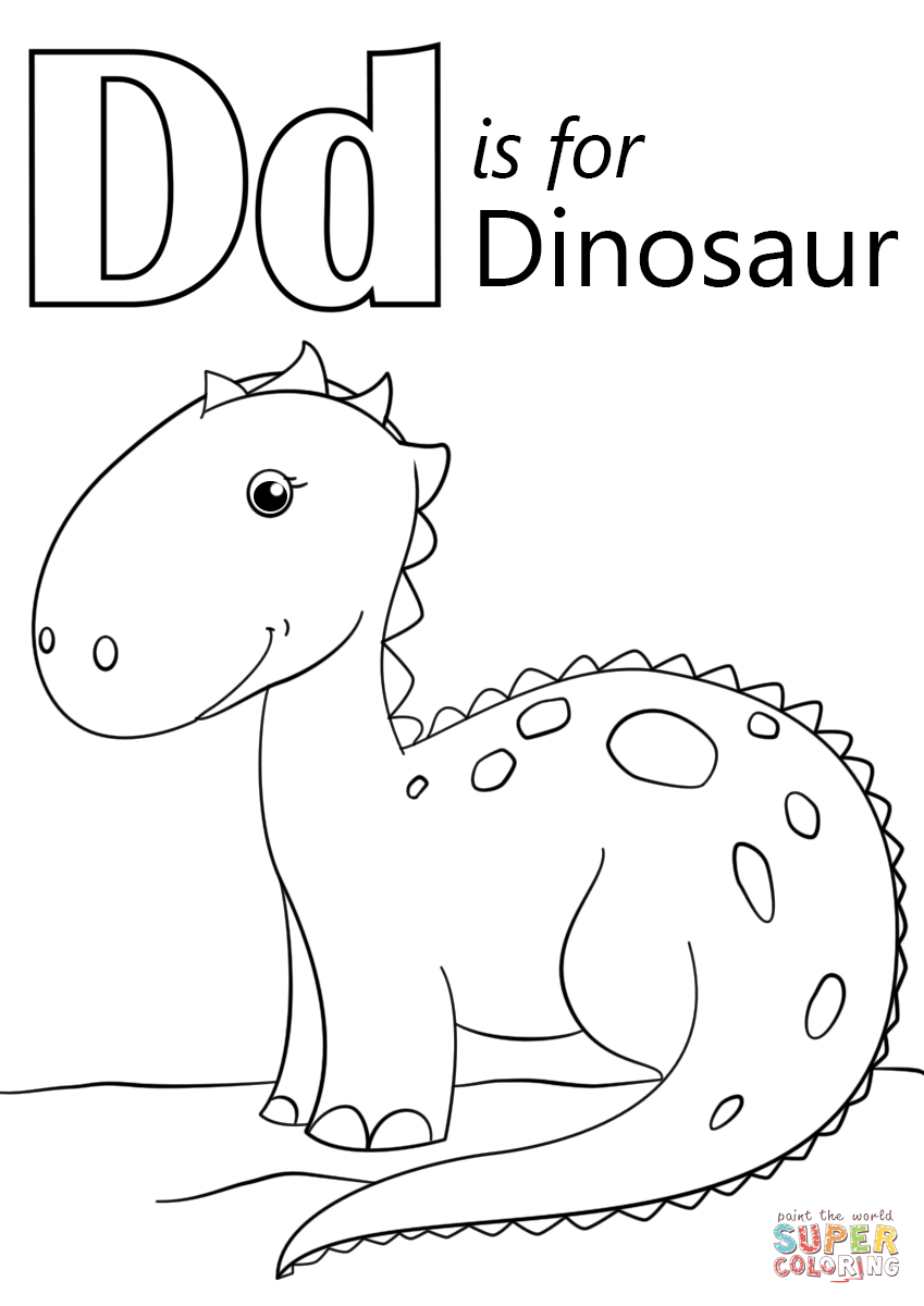Free Dinosaur Coloring Pages | More free printable Dinosaurs ... | 1200x849