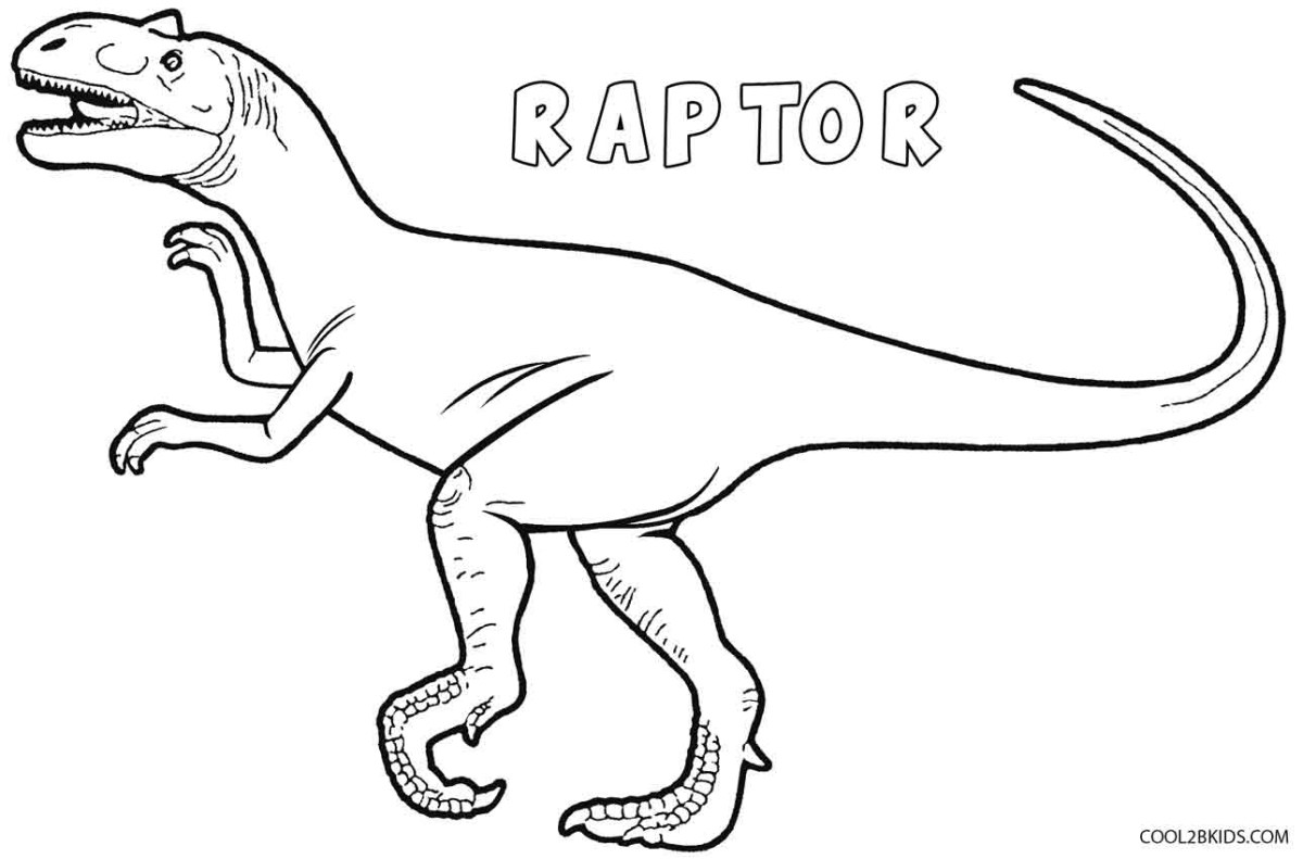 Printable Dinosaur Coloring Pages Printable Dinosaur Coloring Pages For Kids Cool2bkids