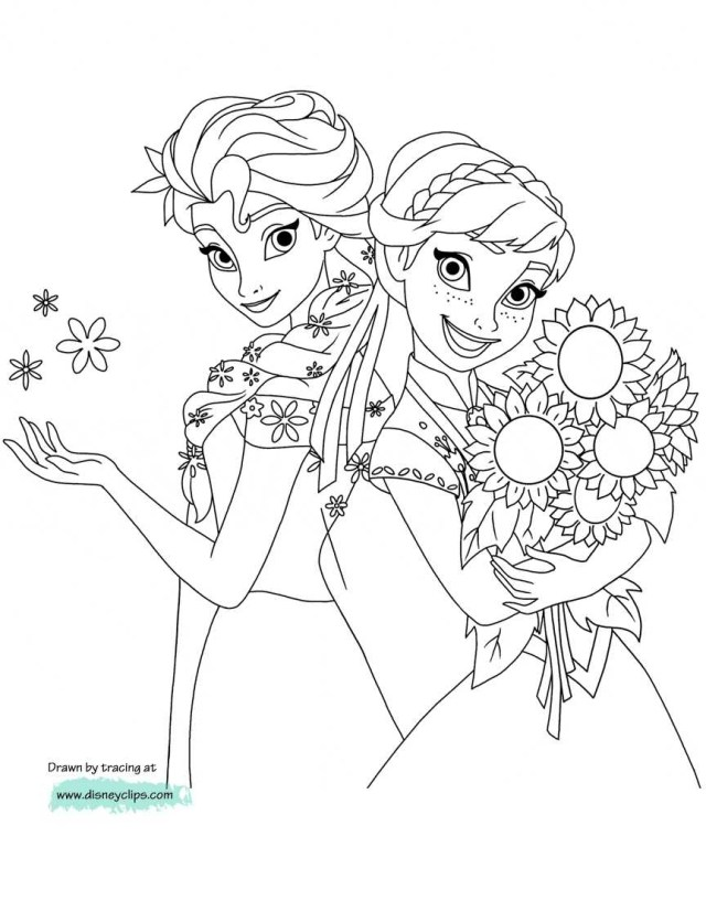 Frozen 2 free coloring pages with Elsa, Anna, Olaf, Kristoff ... | 817x640