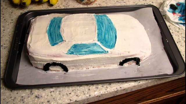 Race Car Birthday Cake Race Car Birthday Cake Youtube