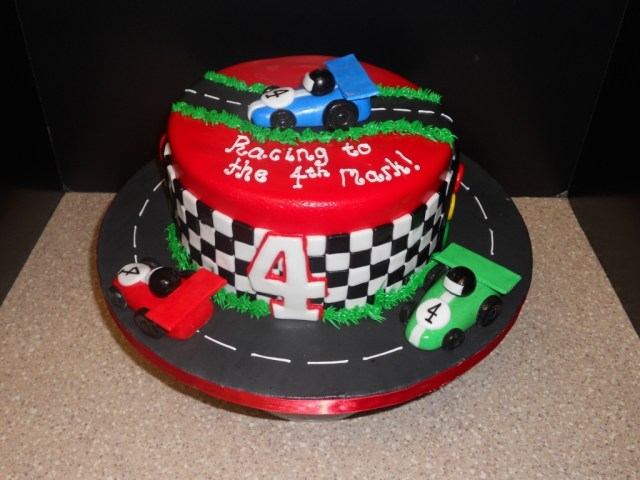 Race Car Birthday Cake Race Car Birthday Cakes Pictures Pertaining To Birthday Cake Ideas