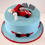 Collections Of Racecar Birthday Cake