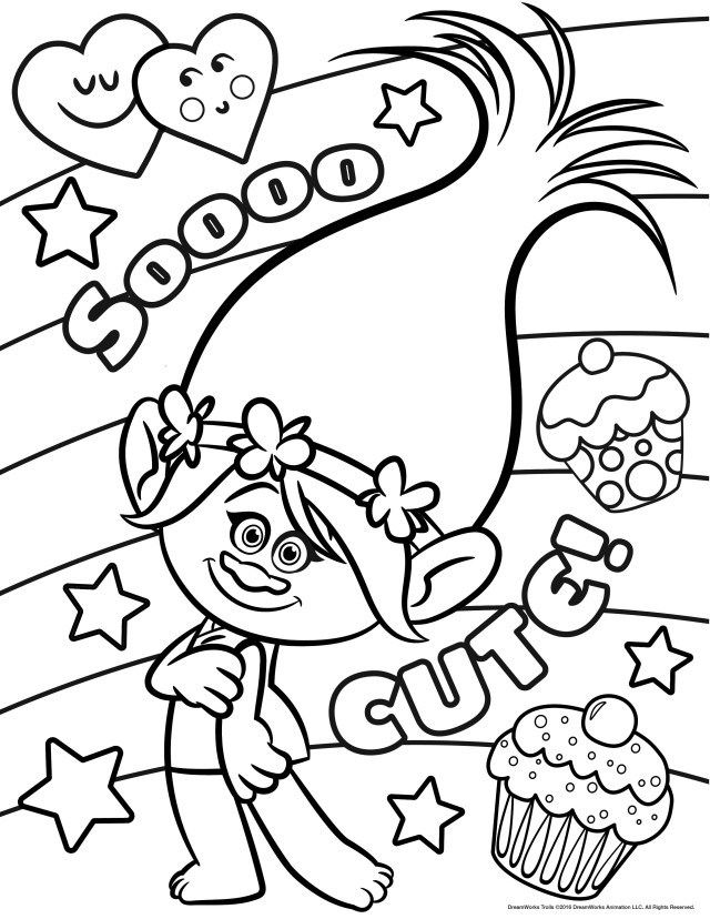 Rapper Coloring Pages Elegant Free Trolls Coloring Pages Advance Thun