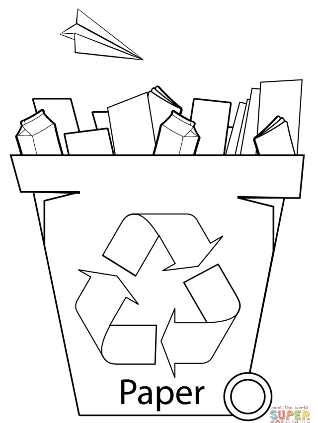 Recycling Coloring Pages Recycling Colorings For Kids Az Fun Learning Literarywondrous Earth