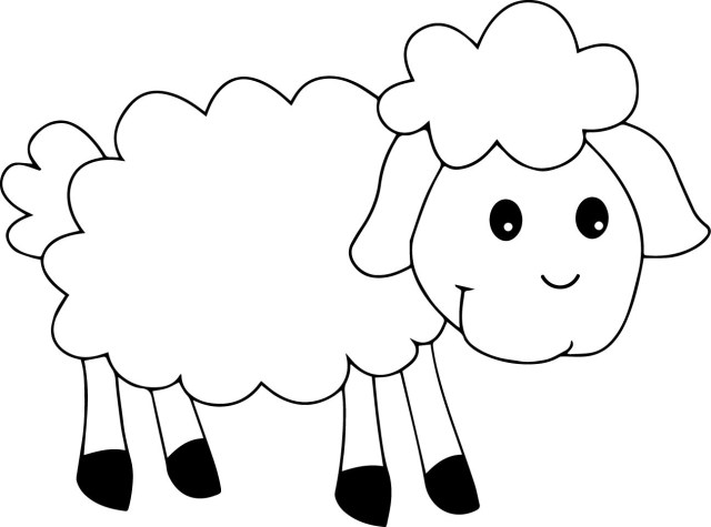 Bighorn Sheep Coloring Page - Get Coloring Pages | 475x640