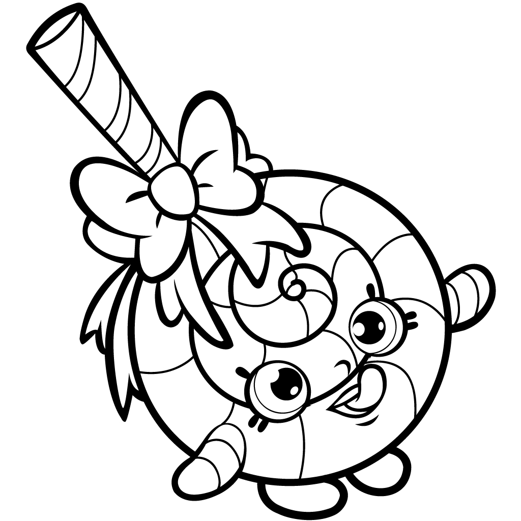 Shopkins Coloring Pages Free Printable Shopkins Coloring Pages Coloring  Pages - birijus.com