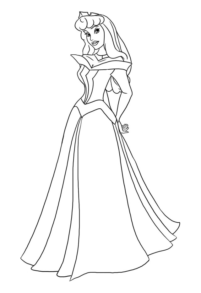 Sleeping Beauty Coloring Pages Sleeping Beauty To Print Sleeping Beauty Kids Coloring Pages