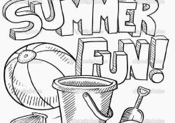 Summer Fun Coloring Pages Summer Fun Coloring Pages Alzenfieldwalk