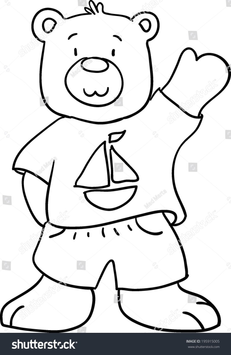 teddy bear picnic coloring pages – KidsAdultColoring | 1200x781