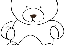 Teddy Bear Coloring Pages Teddy Bear Coloring Pages Free Coloring Pages