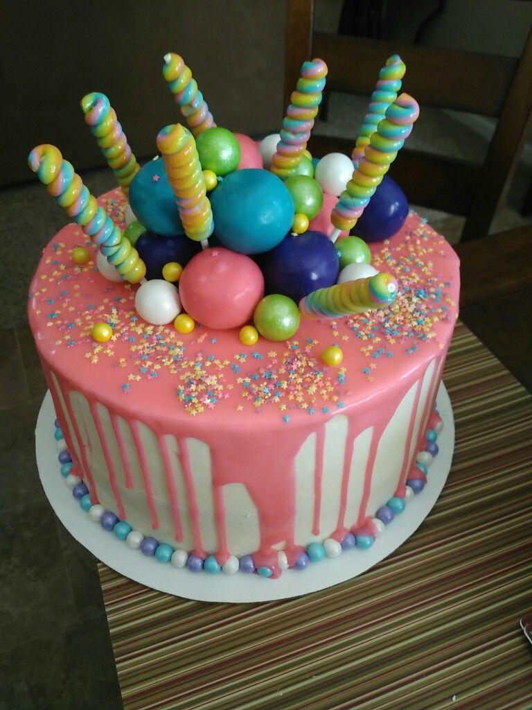 Teen Birthday Cakes Teen Girl Birthday Cake Cakes I Have Made ...