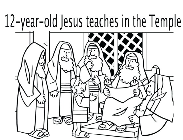 Temple Coloring Page Jesus In The Temple Coloring Page Wuming