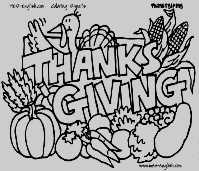 Thanksgiving Coloring Pages For Kids Coloring Page 33 Thanksgiving Coloring Pages For Adults