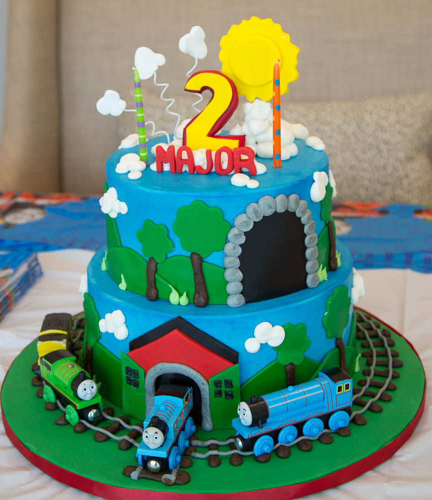 Tremendous Thomas The Train Birthday Cake 5 2D Thomas The Train Cakes Photo Funny Birthday Cards Online Eattedamsfinfo