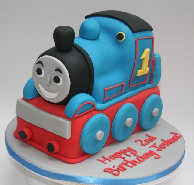 Thomas The Train Birthday Cake Thomas The Tank Engine Birthday Cake Etoile Bakery