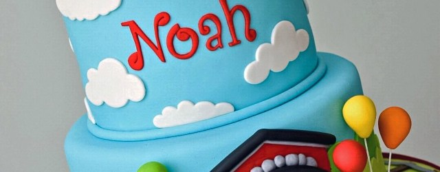 Thomas The Train Birthday Cake Thomas The Train Cake K Noelle Cakes Cakes K Noelle Cakes