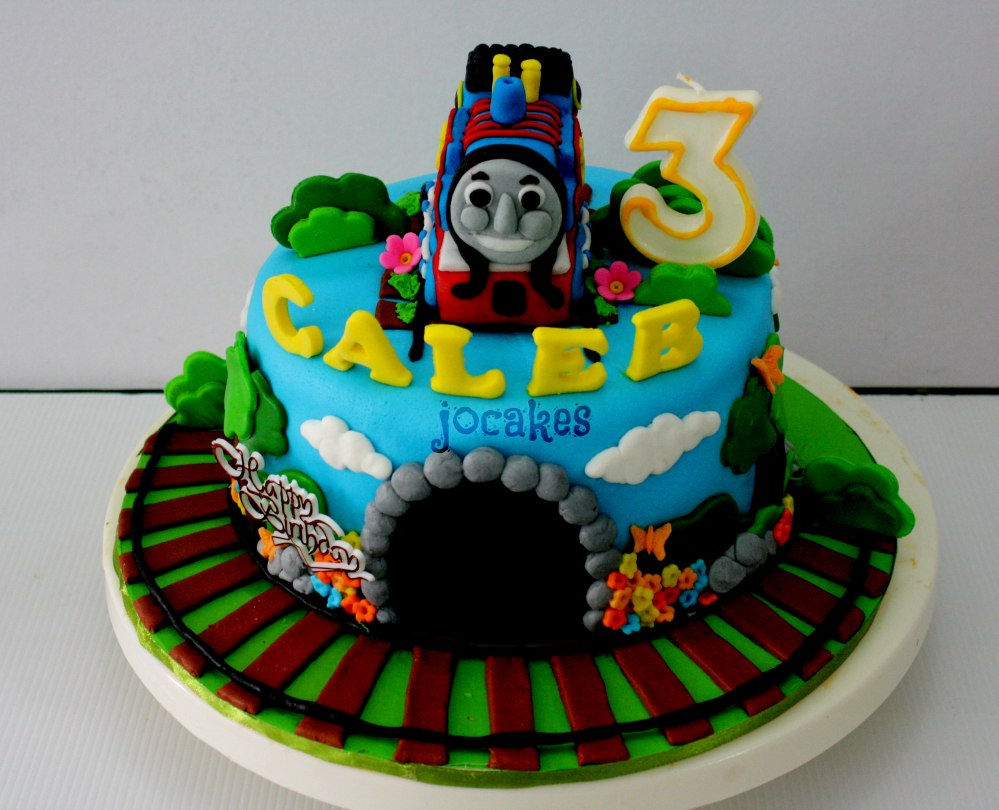 Remarkable Thomas The Train Birthday Cakes Thomas Train Birthday Cake 11 3 Funny Birthday Cards Online Fluifree Goldxyz