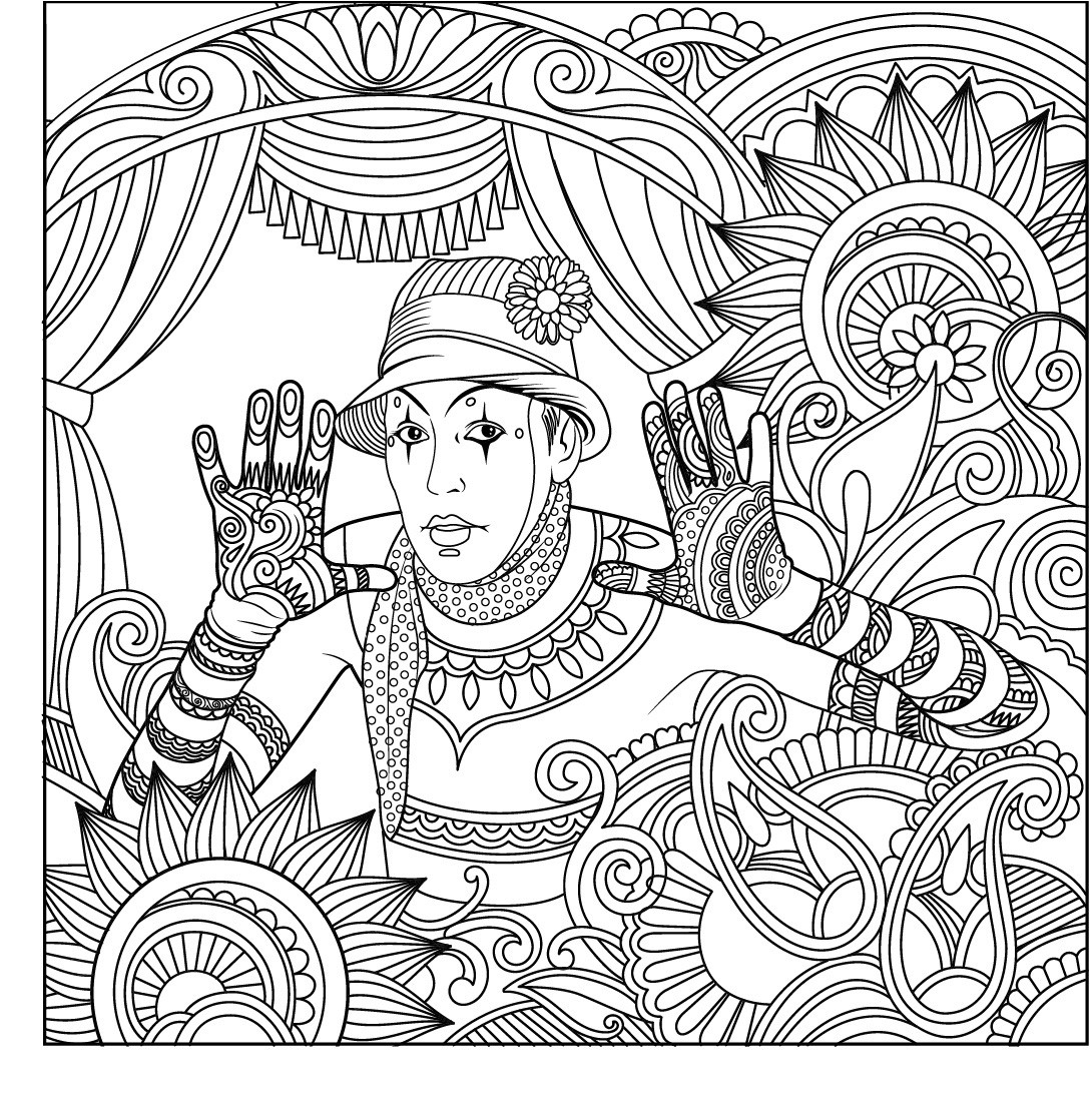Turn Pictures Into Coloring Pages App 23 Turn Your Photos Into ...