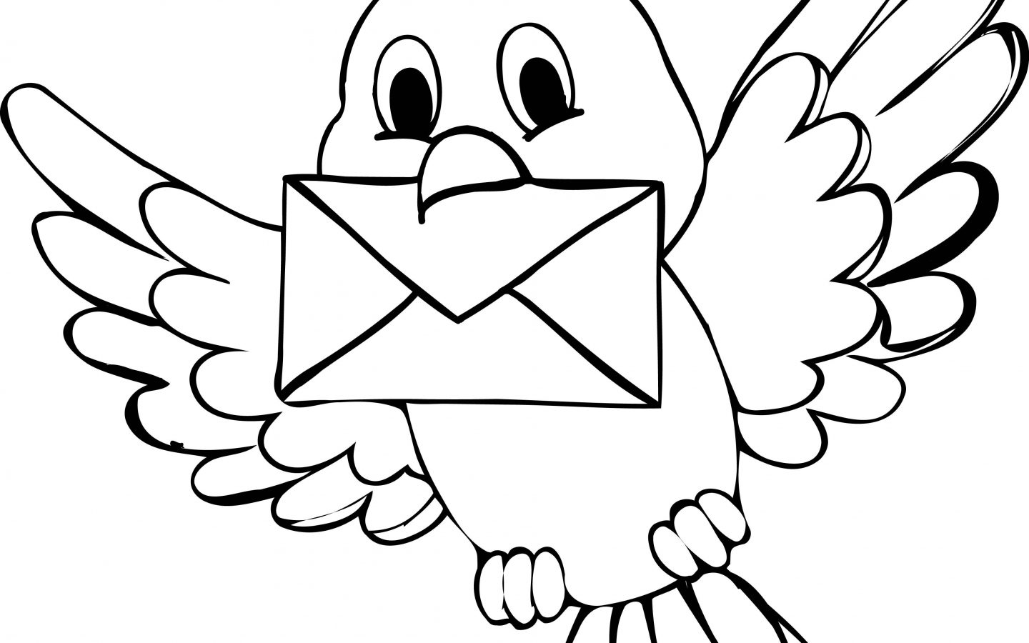 Birds Coloring Pages Picture - Whitesbelfast | 900x1440