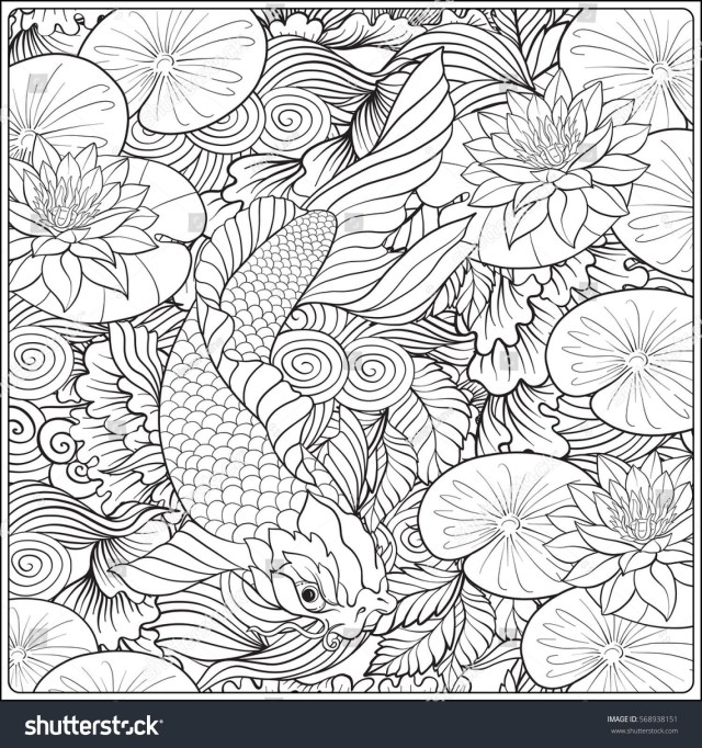 Weed Coloring Pages Adult Coloring Pages Weed Inspirational Japanese Landscape With