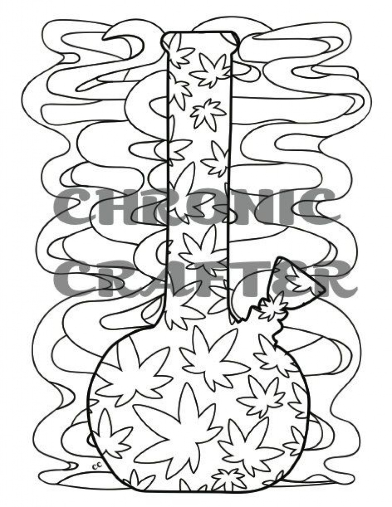 - Weed Coloring Pages Cannabis Coloring Book Pages Inspirational