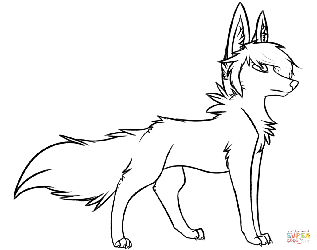- 21+ Excellent Image Of Wolf Coloring Pages - Birijus.com