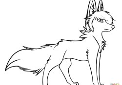 Wolf Coloring Pages Wolf Coloring Pages Free Coloring Pages