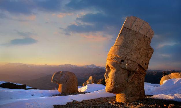 Türkiye'deki Unesco Dünya Mirası Alanları