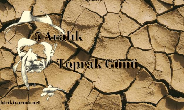 Kara Toprak : Tüm İnsanlığın En Sadık Yari